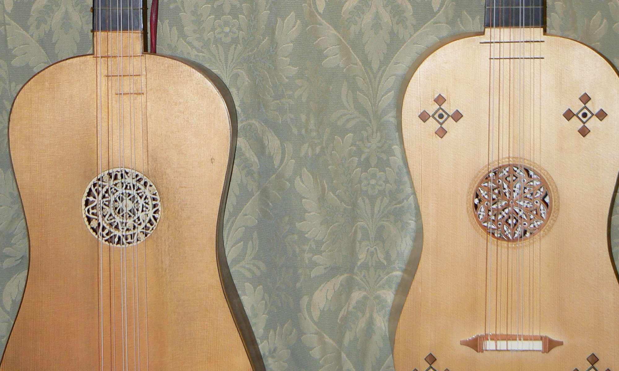 Chitarra e vihuela